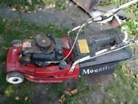Mountfield empress mower