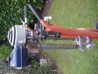 outboard motor seagull 40 minus ,complete and original