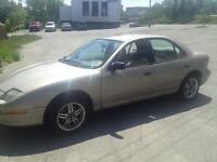 Selling very nice potiac sunfire 19999 in Grand Falls-Windsor