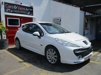 2008 Peugeot 207 1.6 THP Sport XS 3dr LOW MILES FULL SERVICE HISTORY