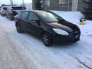 Ford Focus 2013 SE sport + Heated Seats + Remote Starter