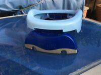 folding portable potty