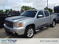 2012 GMC Sierra 1500 SLT GFX Crew 4x4 - LEATHER/SUNROOF