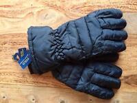 L Polo Ralph Lauren tinsulate ski gloves
