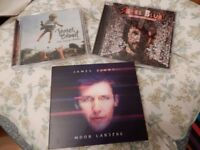 Set of 3 James Blunt CD's - Moon Landing, Some Kind of Trouble & All the Lost Souls