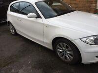 BMW 1 SERIES ALLOYS & TYRES