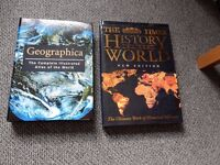 The Times History Of The World/atlas of the world books