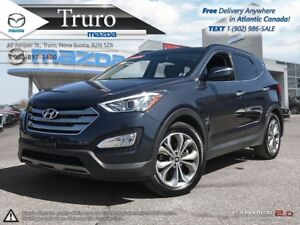 2016 Hyundai Santa Fe Sport PANORAMIC ROOF! AWD! LEATHER! ONE OW