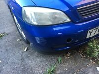 Vauxhall Astra convertiable scraps/ parts