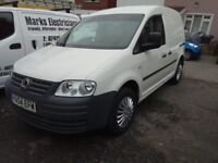 2005 VW CADDY LOW MILEAGE IMMACULATE CONDITION NO VAT