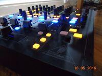 Behringer DDM4000 DJ Mixer.