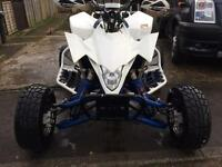 SUZUKI LTR 450 RACE QUAD BIKE ROAD LEGAL NOT LTZ YFZ RAPTOR £3200