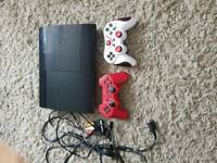 Playstation 3 and 8 games