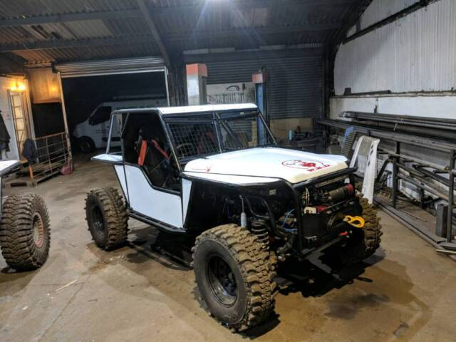 Challenge buggy landrover 300tdi off roader 4x4 discovery | in Warwick,  Warwickshire | Gumtree