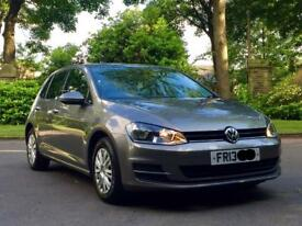 VW GOLF 1.6 TDI S BLUEMOTION TECH 2013