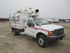 2000 Ford F450 GARBAGE COMPACTOR