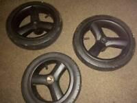 Icandy peach jogger wheels