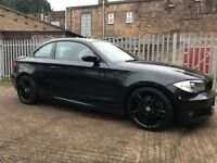 **ONE OF A KIND**BMW 120D M SPORT COUPE**