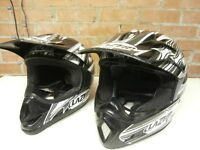 2 childrens helmets padded suitable for Quads