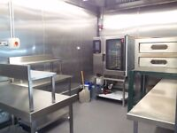 Commercial Kitchens To Rent, Hi-Spec and Fully Equipped