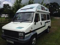 Talbot express freedom camper van !project!