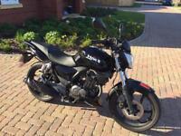 KSR Moto Worx 125