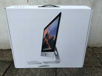 "2017 Apple iMac 21.5"" Complete Box Only"