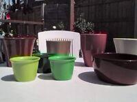 Vases/ pots
