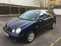 Volkswagon Polo Twist 1.4 2003 – 31,780 mileage, 2 old owners, FSH - ONO