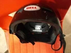 Bell helmet XL