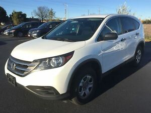 2012 Honda CR-V LX | 5SP | REARVIEW CAMERA | HEATED SEATS | BLUE Oakville / Halton Region Toronto (GTA) image 1