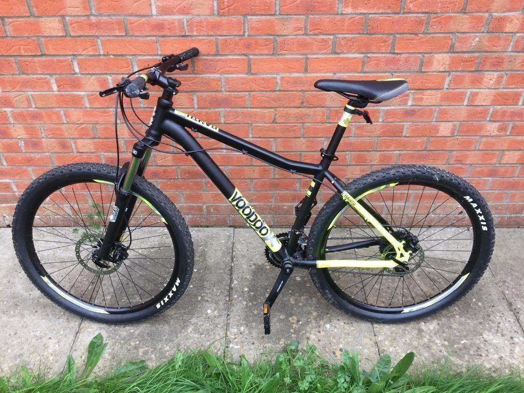 Voodoo mountain bike not Carrera Boardman Specialized
