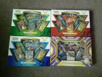 Pokemon card Ex packs