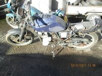2 X Kawaski Bikes GPZ 305 and a Z250 Barn Find For Parts or Repair £375 ono for both