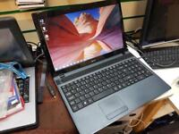 Acer Aspire Laptop, AMD E450, 1.65GHz, 3GB RAM, 320GB HDD, 15.6 inch screen for sale  London