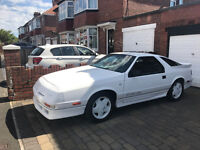 1990 Dodge Chrysler Daytona - Carol Shelby Edition. Swap or PX for 3rd Gen Firebird or Trans Am