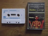 Pre-recorded cassette by Colosseum II - Electric Savage
