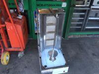 NEW GAS DONER KEBAB SHAWARMA GRILL MACHINE TAKE AWAY RESTAURANT BBQ GRILL SHOP TAKE AWAY BAR