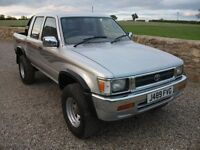 WANTED TOYOTA HILUX NORTH YORKSHIRE