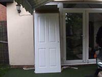 Four Panel Internal Door