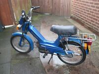 Tomos 50cc motorbike auto good camper bike good condition