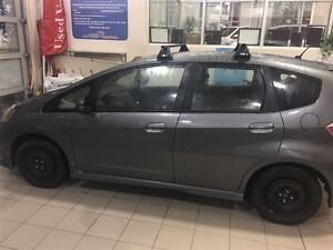 2013 Honda Fit Sport - Extended Warranty! Accident Free! Snow Ti