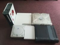 Job Lot of Game Consoles *Spares or Repairs*