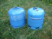 Campingaz 907 & 904 Gas Bottle Refills (exchange)