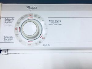 Whirlpool Dryer, Delivery Included