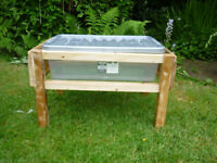 Kids Sand / Water Tray - 400 wide x 600 long x 400 high.