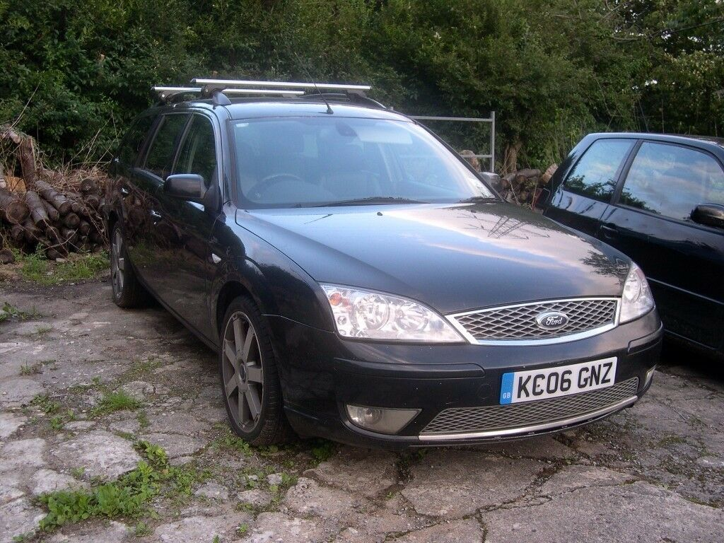 Ford Mondeo 2 2 Titanium X Estate
