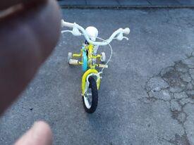 Child's push bike