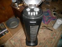 TRONIC ELECTRIC TOWER FAN / COOLER / ROTATES / 3 SPEEDS / TIMER - CLACTON ON SEA - CO15 6AJ