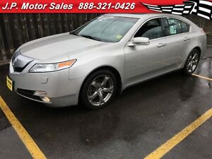 2011 Acura TL Tech Pack, Automatic, Navigation, Leather, Sunroof
